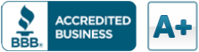 Gigimoving is a accredited with the better business bureau ranked A+